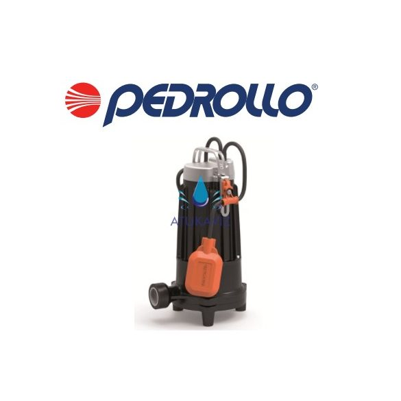 Pedrollo Tritus TRm 0.75 220V úszókapcsolós