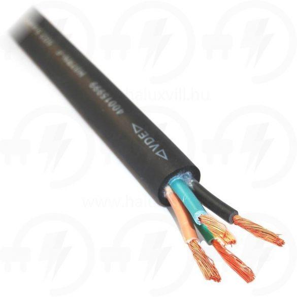 Elektromos gumikábel 4x1.5 mm