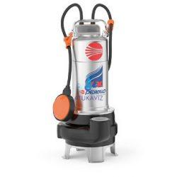 Pedrollo VXm 8/35 szennyvíz szivattyú 350 liter/perc