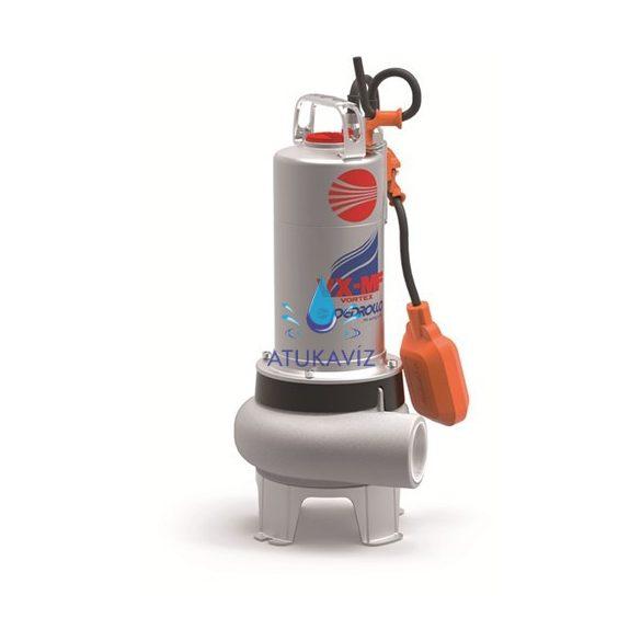 Pedrollo VXm 8/35 - MF szennyvíz szivattyú 350 liter/perc