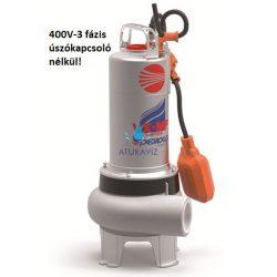 Pedrollo VX 10/35 - MF 400V szennyvíz szivattyú 400 liter/perc
