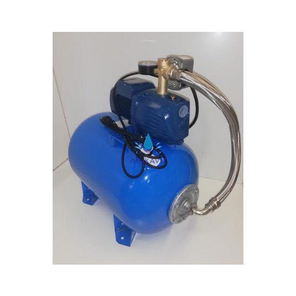 Házi vízmű 60 liter 2CX  szárazonfutás védelemmel