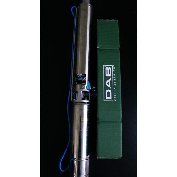 DAB S4 2/10 50 liter 6,7 bar