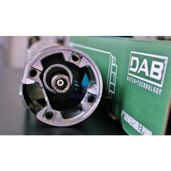 DAB S4 2/20 50 liter 13,4 bar
