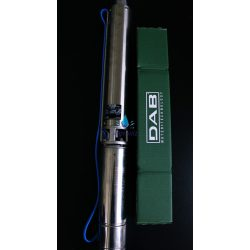 DAB S4 2/28 50 liter 18,8 bar 220V