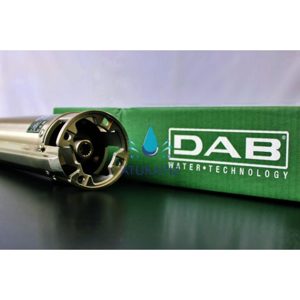 DAB S4 2/7 50 liter 4,7 bar