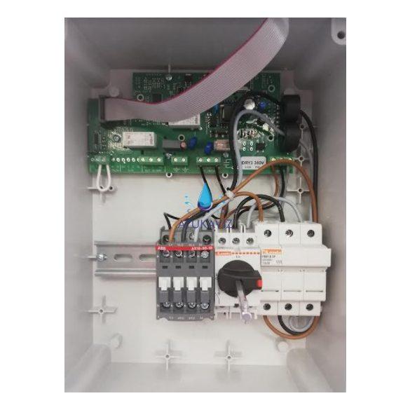 DRYTEK 1-TRI/7.5 háromfázisú szivattyú vezérlő