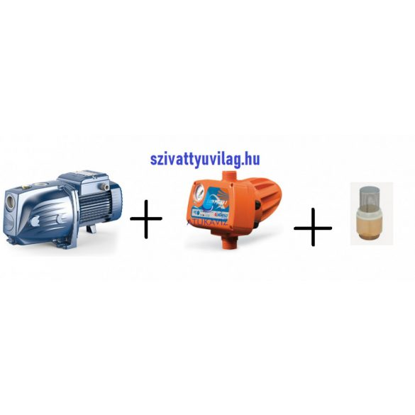 Pedrollo 2CX+Easypress