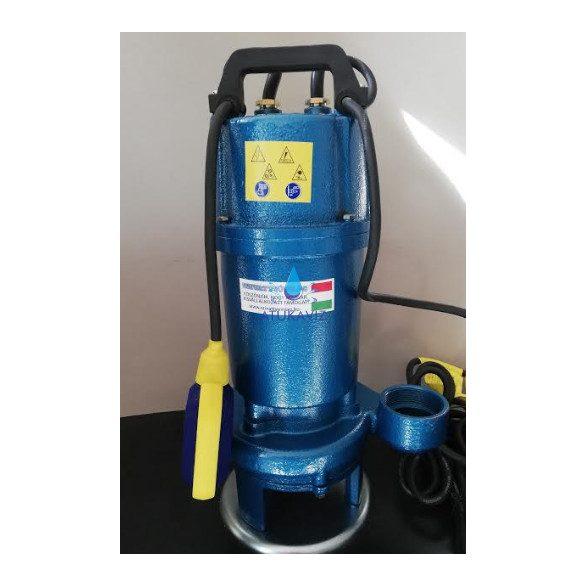 Kopro darálókéses (őrlőkés) szennyvíz szivattyú