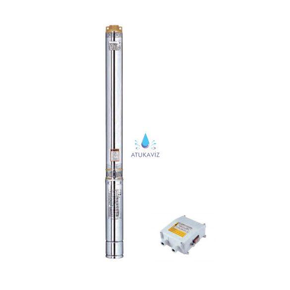3XRm2/15-0,37 6,4 bar 45 liter