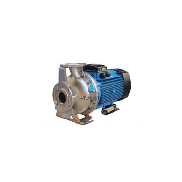 WTX 40-125/2,2 Rozsdamentes szivattyú 583 liter 2,8 bar