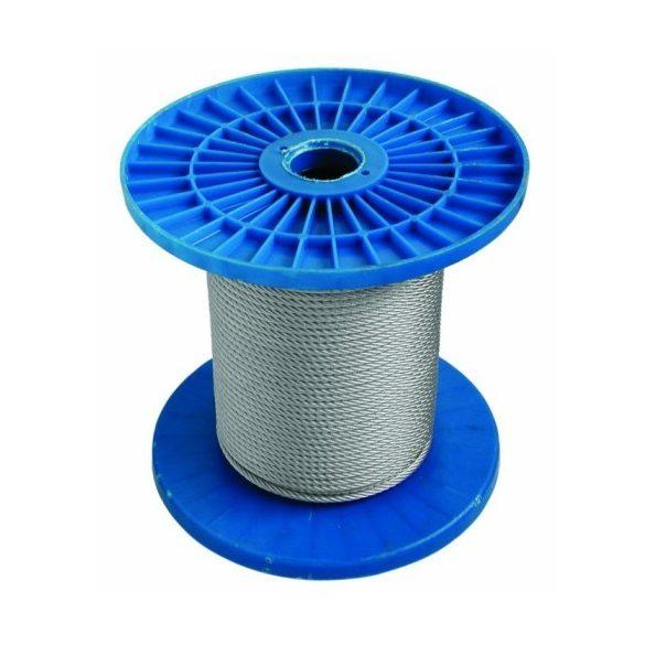 Saválló drótkötél 5 mm