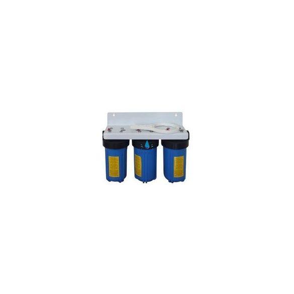 antibakteriális-három-lépcsős-víztisztító