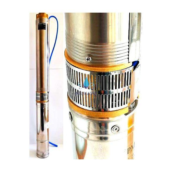 Calpeda csőbúvár 4SDF 22/10 EC  6,4 bar 400V