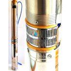 Calpeda csőbúvár 4SDF 16/19 EC 11,1 bar 400V