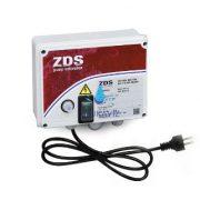 ZDS szivattyú indító doboz 1,5kW víz hűtésű (Franklin) motorokhoz