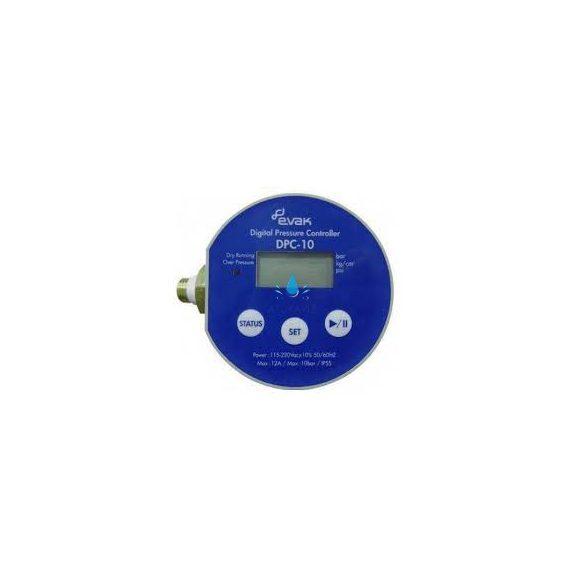 EVAK DPC 10 áramlásvezérlő