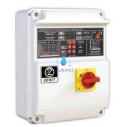 szennyvízszivattyú-vezérlő