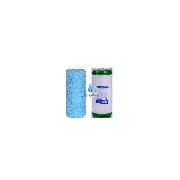 Szűrőkészlet antibakteriális közepes teljesítményű 2 lépcsős központi víztisztítóhoz