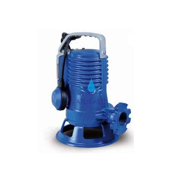 Zenit GRBluePRO 100/2/G40H 220V darálókéses szennyvíz szivattyú